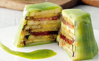 Постные рецепты. Блюда из овощей - пирамидка