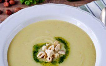 Постные рецепты. Вкусный суп из цветной капусты