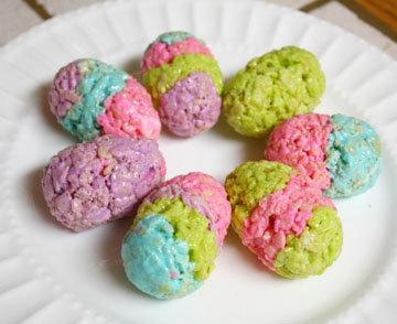 Рецепты десертов - сладкие яйца