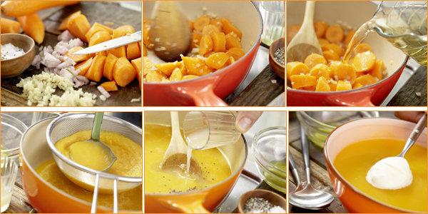 Рецепт овощного супа - как приготовить