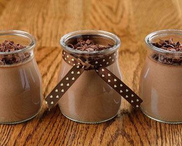 Шоколадный мусс можно приготовить и в Пост