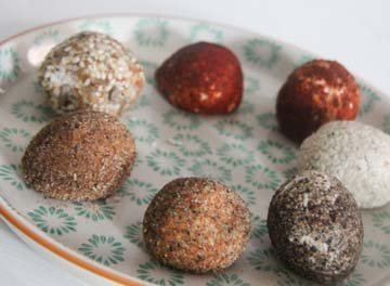 творожные шарики пикантные или сладкие