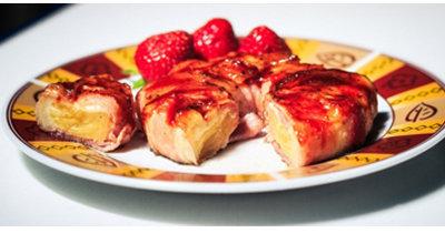 Блюда для пикника - рецепты с беконом