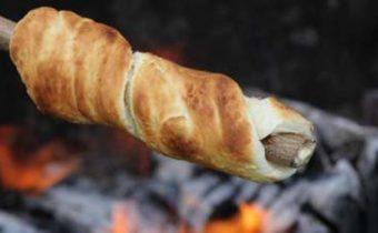 Как испечь хлеб на пикнике