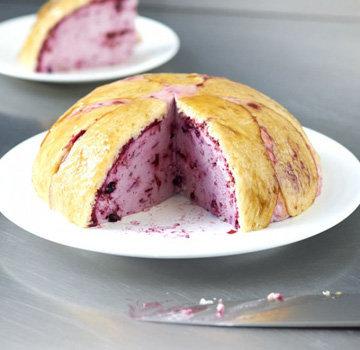 Пирог шарлотка 2 в 1