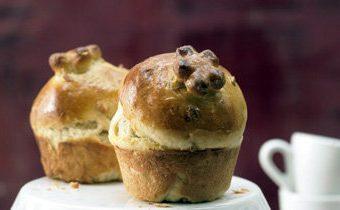 Праздничное меню на Пасху. Пирожки с яйцом Киндер-сюрприз