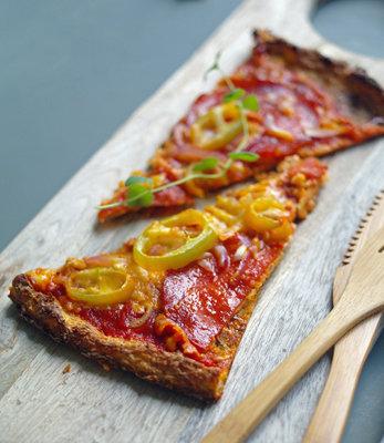 Пицца для теста полезна всем!