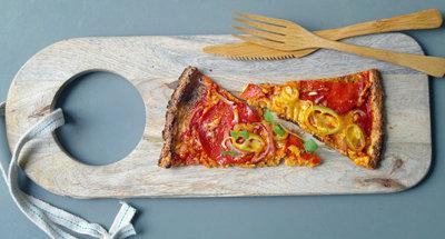 Пицца - пицца без теста!