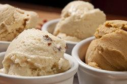 Домашнее мороженое из банана и арахисового масла 1