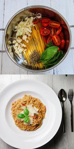 Итальянская паста 2 в 1