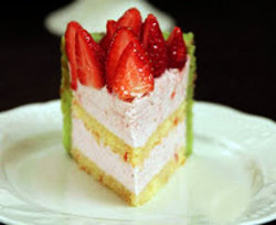 Фантастический пирог шарлотка 3