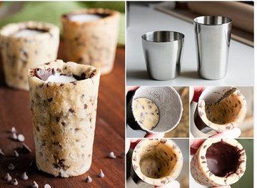 Тесто для печенья Чашка кофе 1