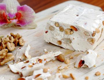 Вкусный десерт Турецкий мед