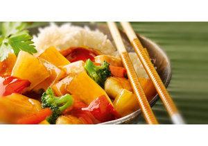 Кисло-сладкий соус для курицы по-азиатски