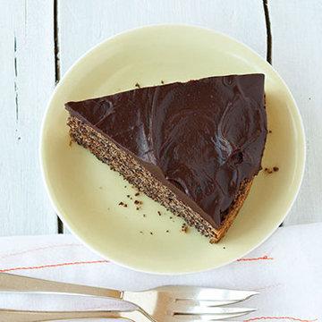 Маковый торт с тыквой 2