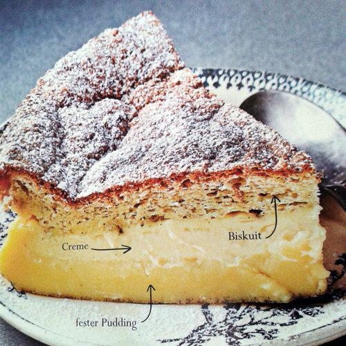 как испечь пирог волшебный