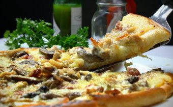 Быстрая пицца рецепт А ну-ка потряси!