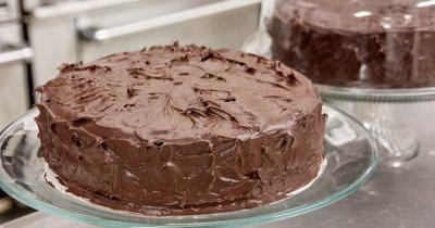 Шоколадный торт рецепт самый вкусный и шоколадный!