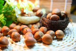 125 г лесных орехов
