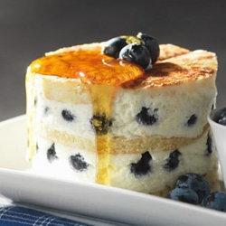 Как приготовить пирожное с блинами