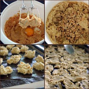 Тесто для печенья 1