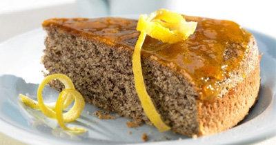 Простой рецепт пирога с маком