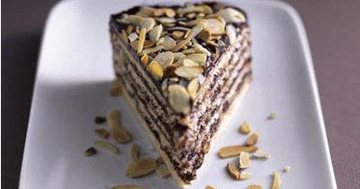 Простой шоколадный торт без выпечки