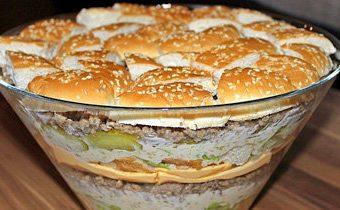 Салат Big Mac
