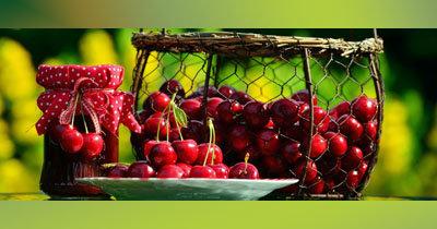 Рецепт варенья из вишни без косточек Черный лес