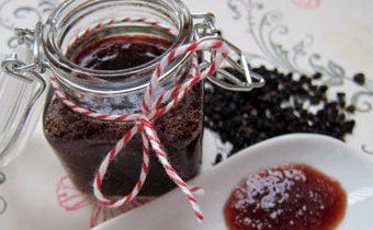 Варенье из ягод. Рябиновое варенье