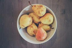 IV. Варенье из ягод. Рябиновое варенье + яблоки и груши
