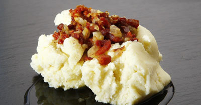 приготовить картофельное пюре