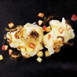 1. картофельное пюре
