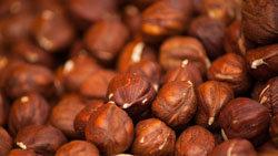 50 г ядр лесного ореха