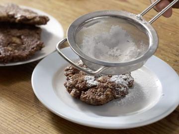 Кулинарный мастер-класс Шоколадные оладьи 7