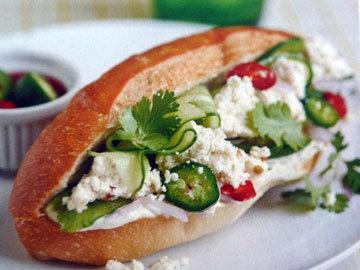 сендвич по-мексикански