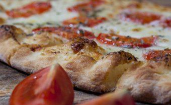 Рецепт итальянской пиццы - на новый лад