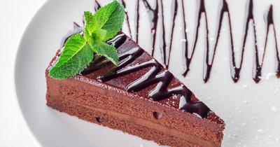 шоколадные простые десерты