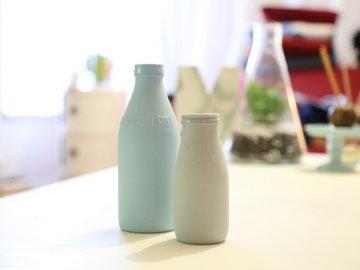 Йогурт производится из молока