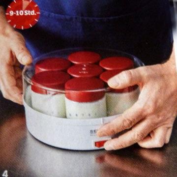 Кулинарный мастер-класс Домашний йогурт 4