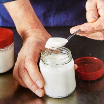 Кулинарный мастер-класс Домашний йогурт 5