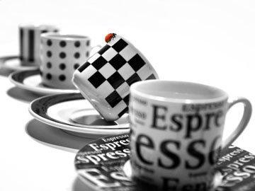 Эспрессо - маленький, черный, крепкий и полезный