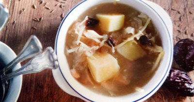 Суп-с-капустой