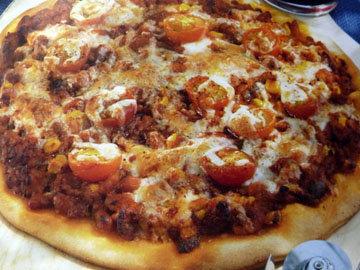 Второе Пицца