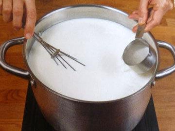 Кулинарный мастер класс Сыр домашний рецепт с пивом 5