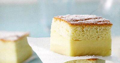 Магический пирог с ванилью