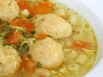 в суп можно добавить вермишель, овощи