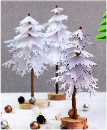 Зимний лес 1