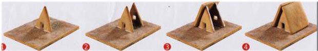 Пряничный домик рецепт и примеры оформления