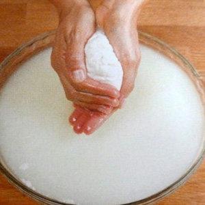 Горячая баня с сывороткой. Шаг 8